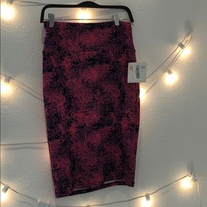 NWT LulaRoe Bodycon Skirt
